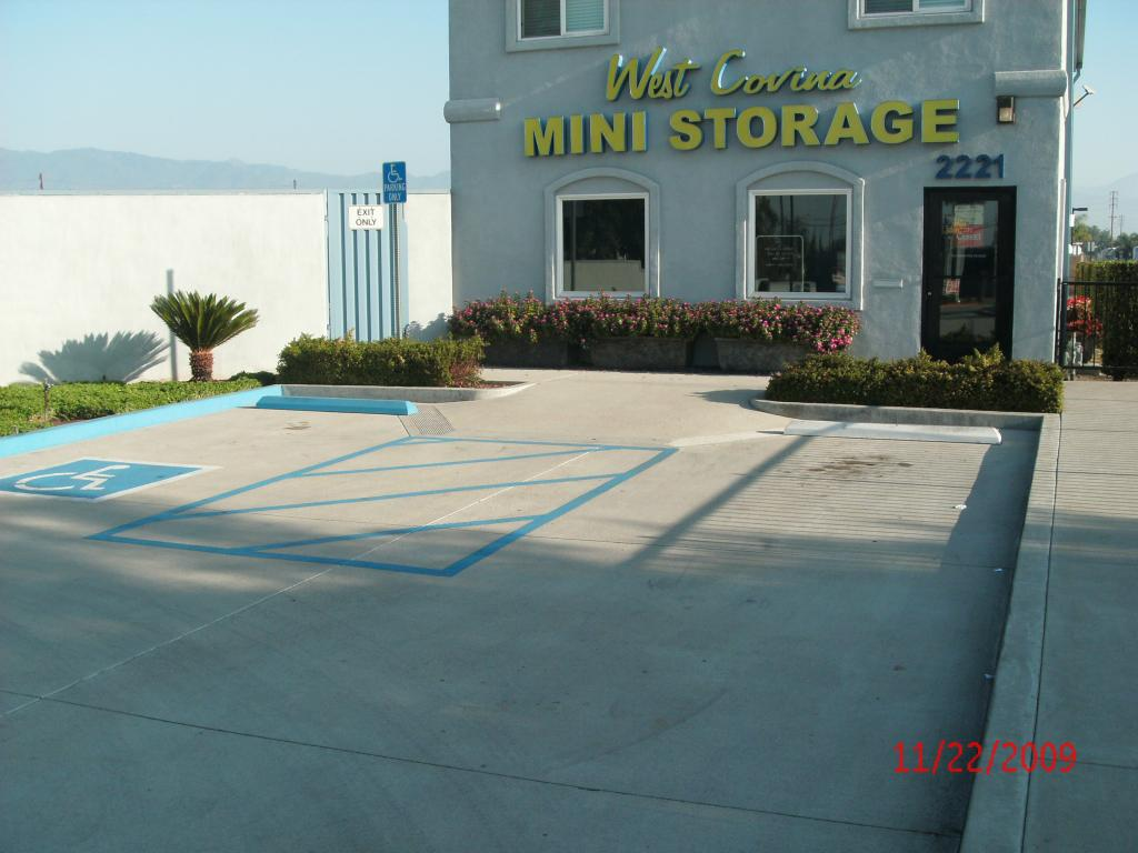 Great West Covina Mini Storage
